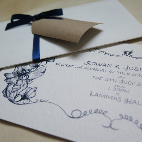 R&J Wedding Invitations