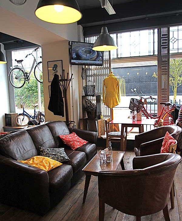 MeCycle Interior 2 HAC Cushions