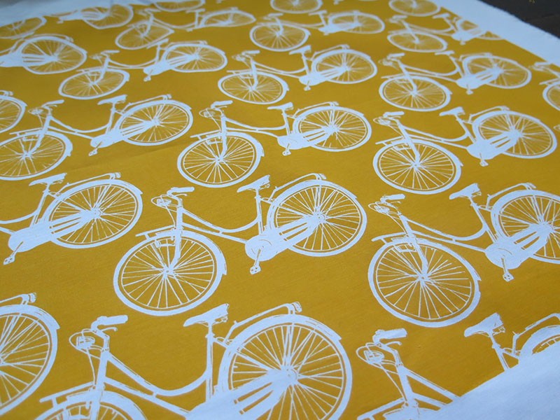 MeCycle Yellow 3