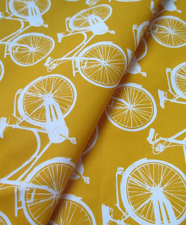 MeCycle Yellow Print 1